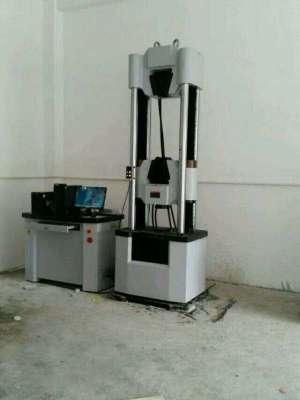 GWA-600D电液伺服式钢绞线专用试验机